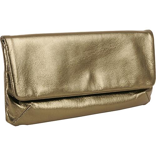 LaCroix Handbags Adora - Metallic Green