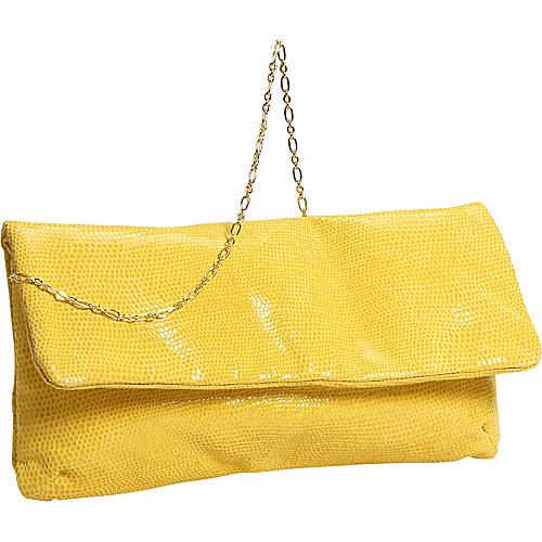 LaCroix Handbags Adora - Yellow Suede