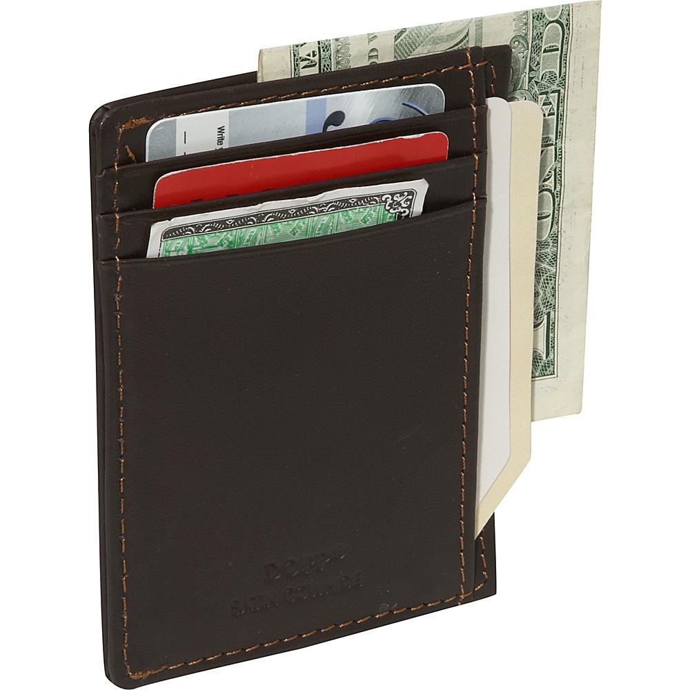 Dopp Regatta 88 Series Front Getaway Pocket - Mahogany - Work Bags & Briefcases, Men's Wallets