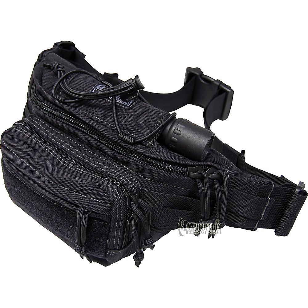 Maxpedition OCTA Versipack - Black - Backpacks, Waist Packs