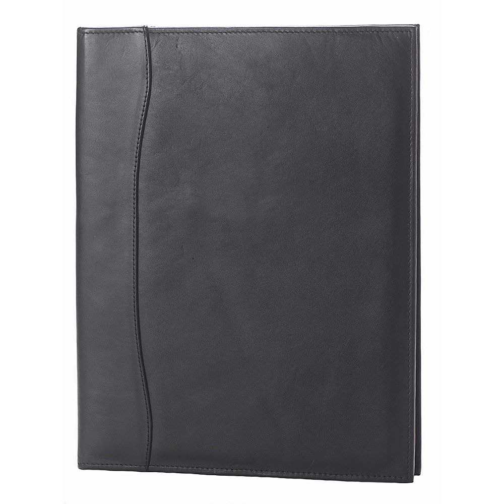 Clava Quinley Pocket Padfolio - Quinley Black - Work Bags & Briefcases, Business Accessories