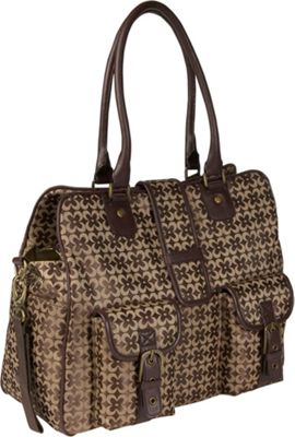 Amy Michelle Gladiola Diaper Bag