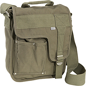Messenger Bag Olive