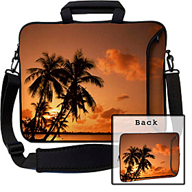 13'' Executive Laptop Sleeve Sailor's Delight