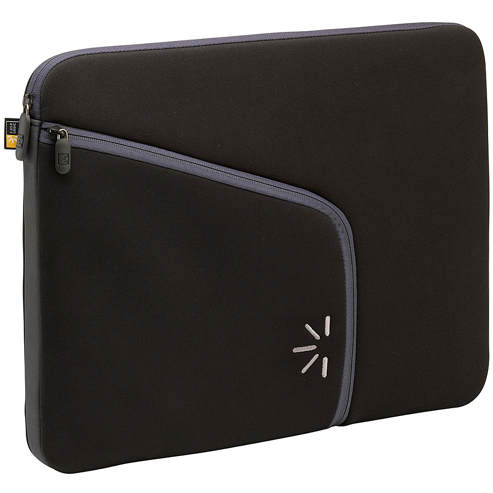Case Logic 13.3 Laptop Sleeve - Black - Technology, Electronic Cases