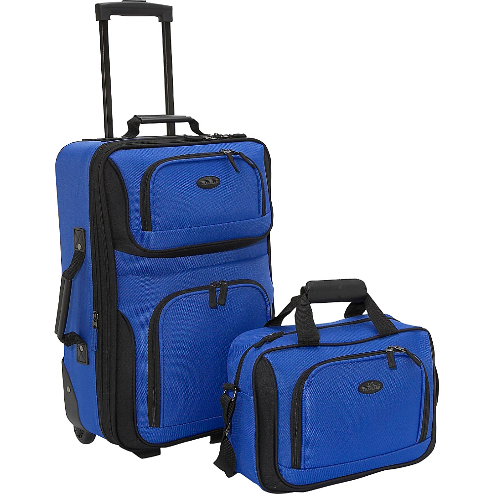 Travelers Choice Rio 2-Piece Lightweight Carry-On - Luggage, Luggage Sets