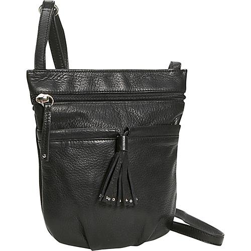 Osgoode Marley Mini Tassel Bag - Black