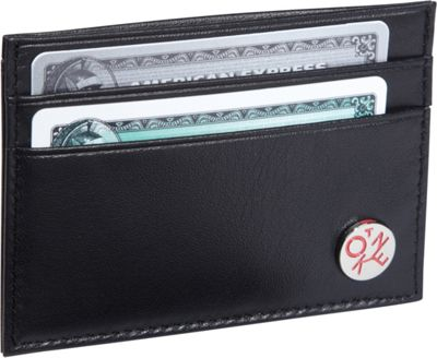TOKEN Clark Card Holder Black - TOKEN Men's Wallets