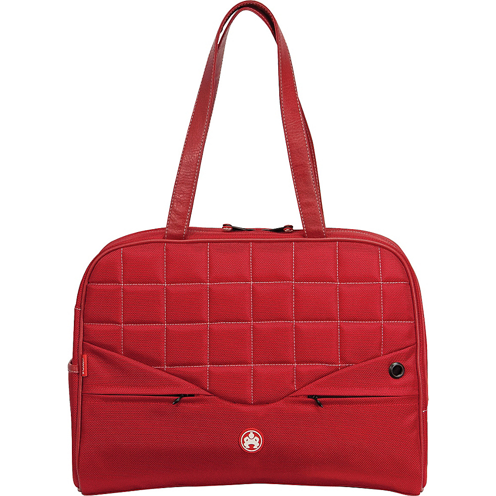 Sumo 13.3PC 15Mac Laptop Purse Red