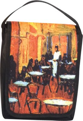 Picnic Plus Gallery Lunch Bag - Night Caf