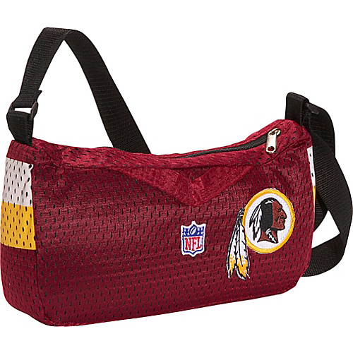 Littlearth Jersey Purse - Washington Redskins Washington Redskins - Littlearth Fabric Handbags