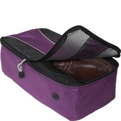 eBags Shoe Bag Eggplant - eBags Travel Organizers