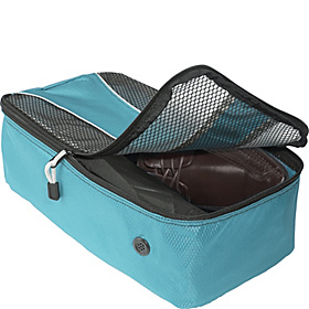 Shoe Bag Aquamarine