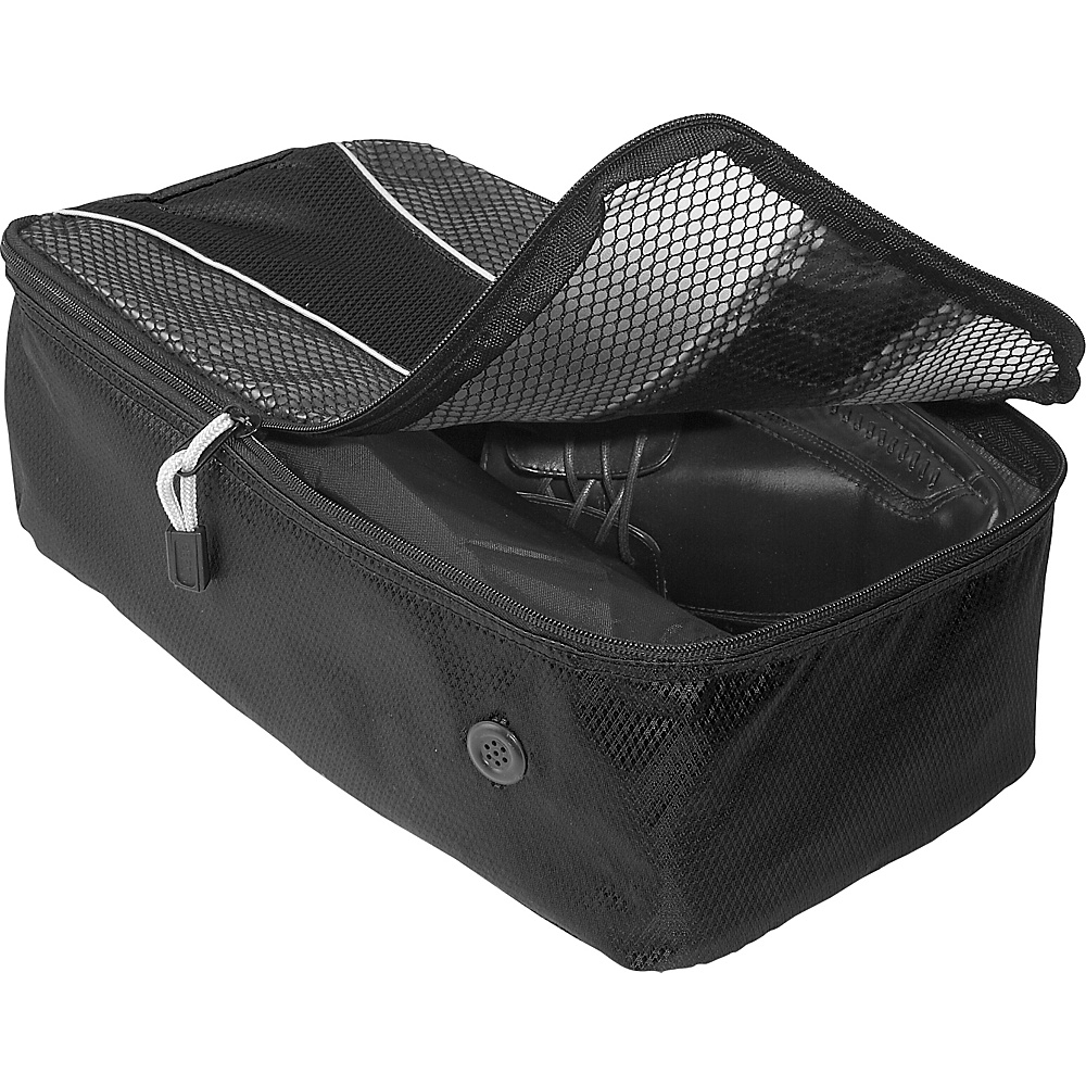 eBags Shoe Bag - Black - Travel Accessories, Travel Organizers