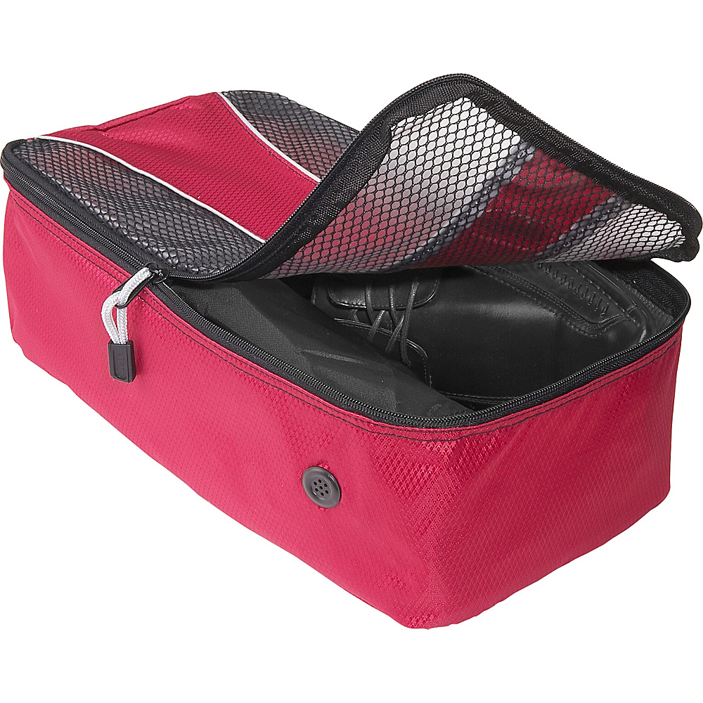 eBags Shoe Bag - Raspberry - Travel Accessories, Travel Organizers
