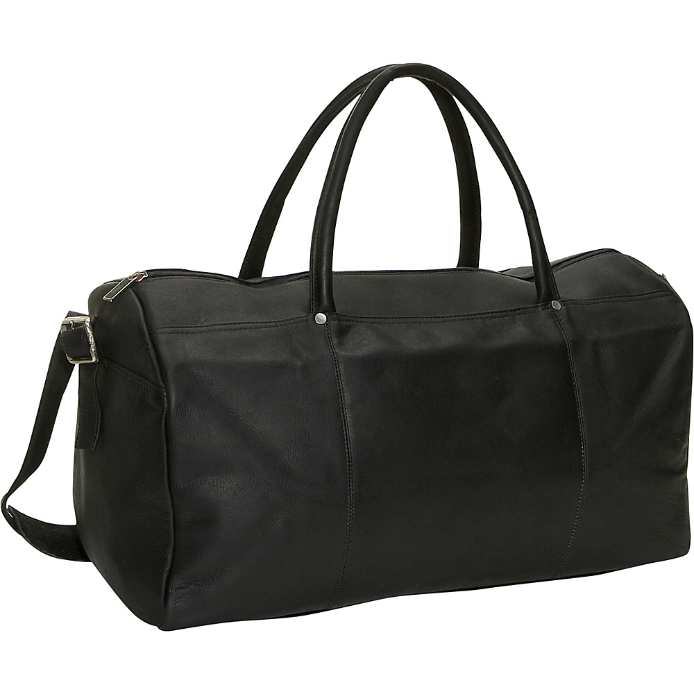 David King & Co. Top Zip Duffel - Black - Duffels, Travel Duffels