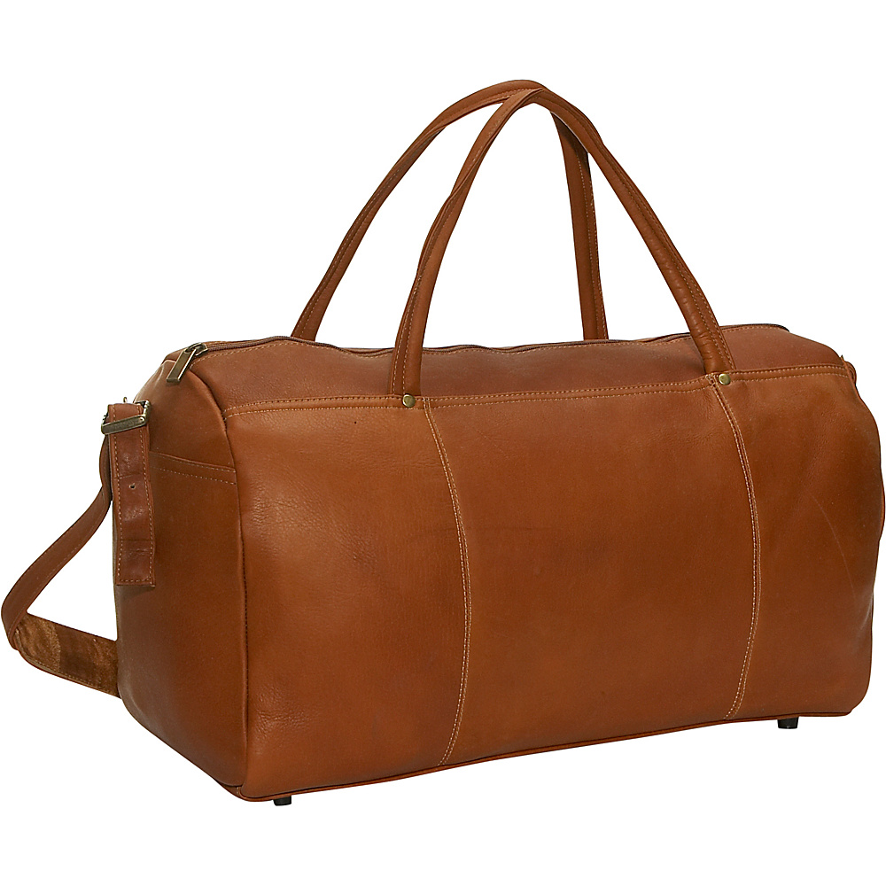 David King & Co. Top Zip Duffel - Tan - Duffels, Travel Duffels