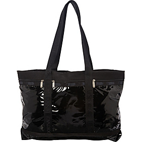 Travel Tote (patent) Black Patent