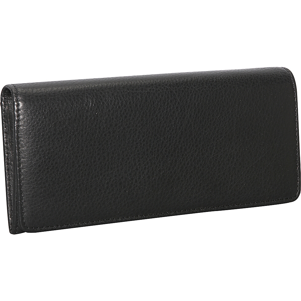 Dopp Roma Expandable Clutch Black