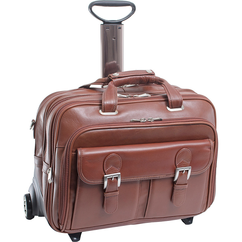 Siamod Ceresola Checkpoint 17 Wheeled Laptop Case - Work Bags & Briefcases, Wheeled Business Cases