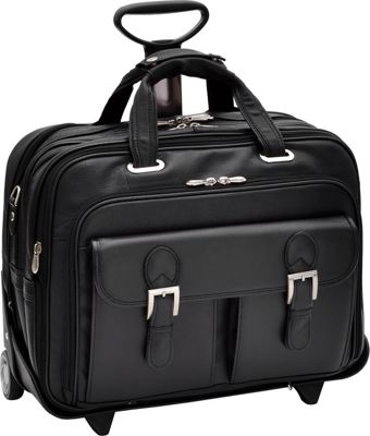 Siamod Ceresola Checkpoint 17 inch Wheeled Laptop Case