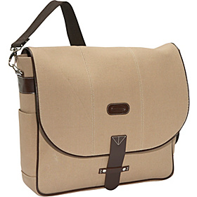 Urban Laptop Messenger Khaki