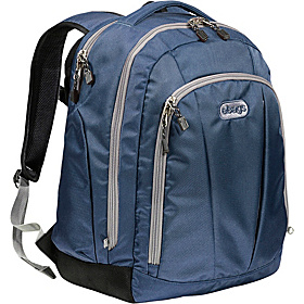 TLS Workstation Laptop Backpack Blue Yonder