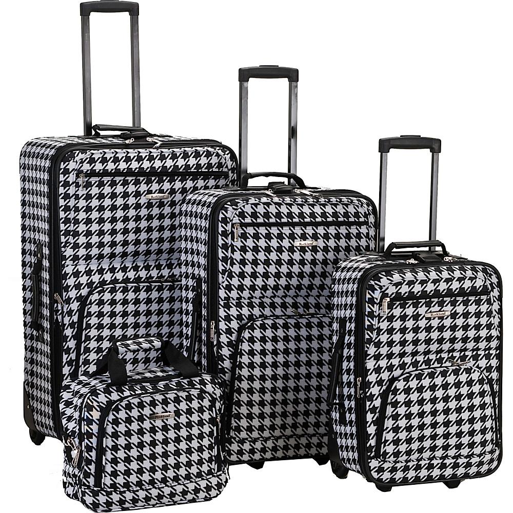 Rockland Luggage 4 Piece Expandable Luggage Set - Luggage, Luggage Sets