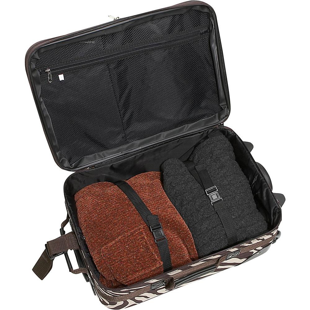Rockland Luggage 4 Piece Expandable Luggage Set - Multi