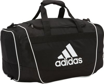 adidas Defender Duffel II - Medium Black - adidas Gym Duffels