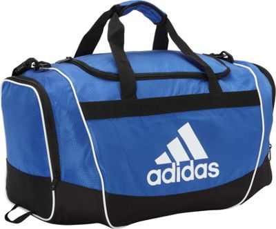adidas Defender Duffel II - Medium Bold Blue - adidas Gym Duffels