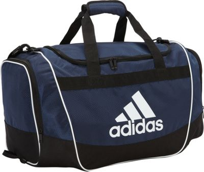 adidas Defender Duffel II - Medium Collegiate Navy - adidas Gym Duffels
