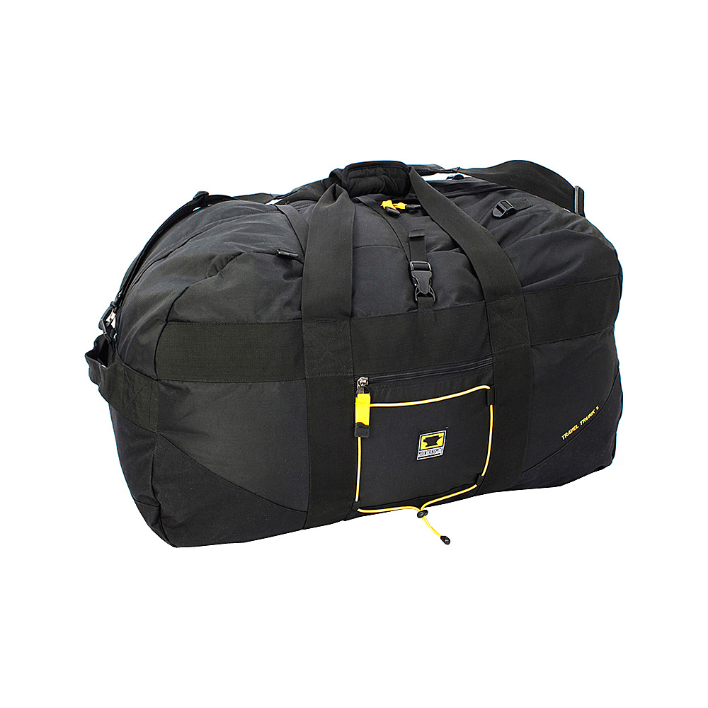 Mountainsmith Travel Trunk - Large Duffle - Black - Duffels, Outdoor Duffels