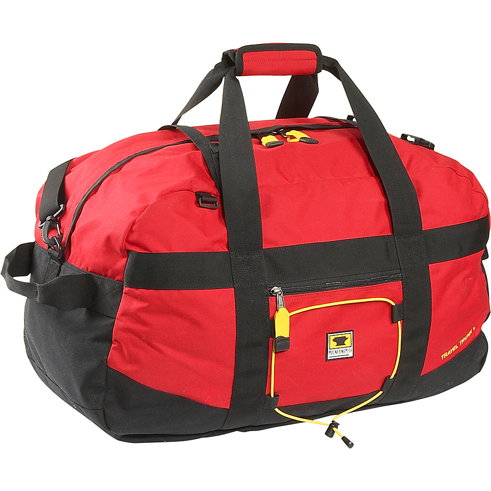 Mountainsmith Travel Trunk - Large Duffle - Red - Duffels, Outdoor Duffels
