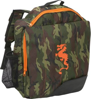 Camouflage With Dragon -  (Currently out of Stock)