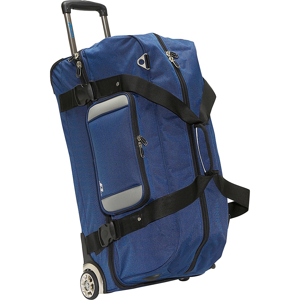 Russell Jumbo 27 Wheeling Duffle - Two Tone - Luggage, Softside Checked