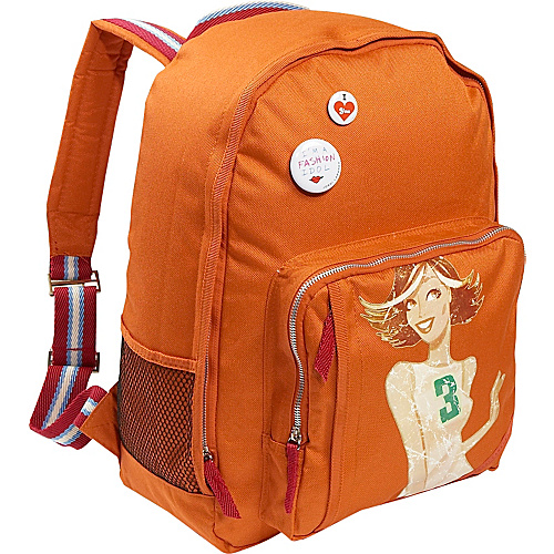 Miquelrius Jordi Labanda Disco school chic Backpack