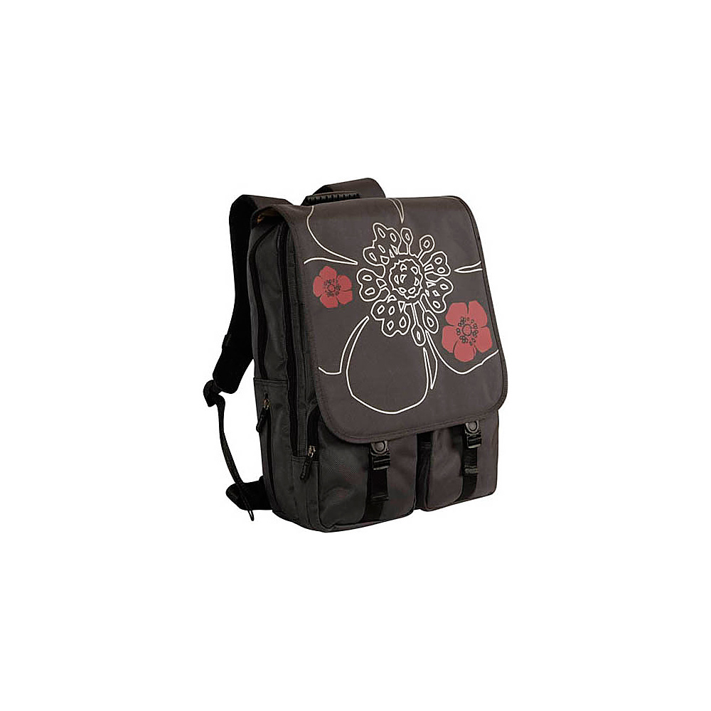 Laurex Laptop Backpack fits up to 17 Laptop Gun