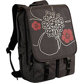 Laptop Backpack fits up to 17'' Laptop Gun Metal