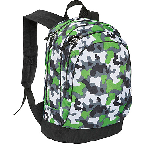Wildkin Camouflage Sidekick Backpack - Camouflage
