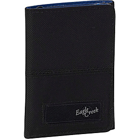 Transfer Tri-fold Wallet Black