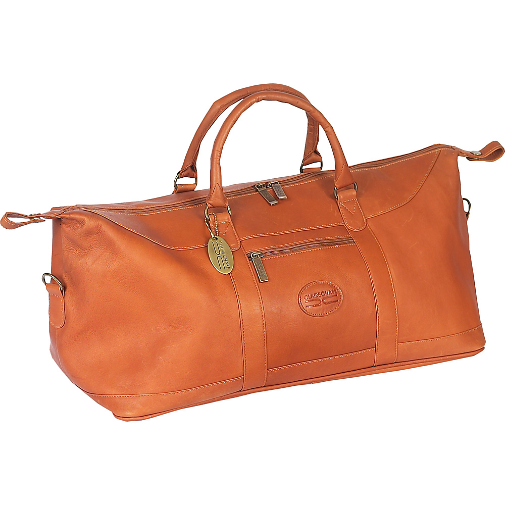 ClaireChase All American Duffel Saddle