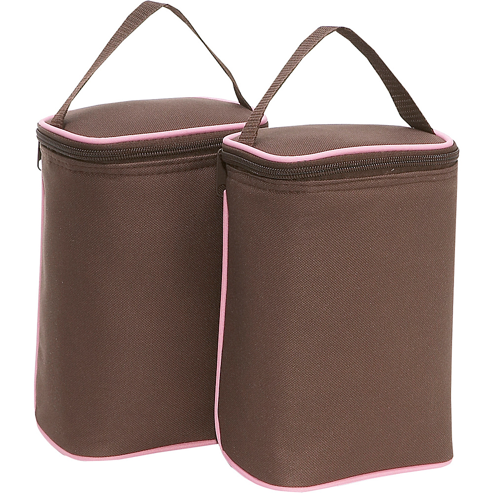 J.L. Childress Tall TwoCOOL 2 Bottle Insulated Tote
