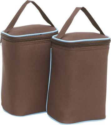 J.L. Childress Tall TwoCOOL 2-Bottle Insulated Tote
