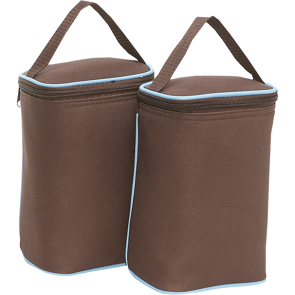 J.L. Childress Tall TwoCOOL 2-Bottle Insulated Tote - Outdoor, Outdoor Accessories