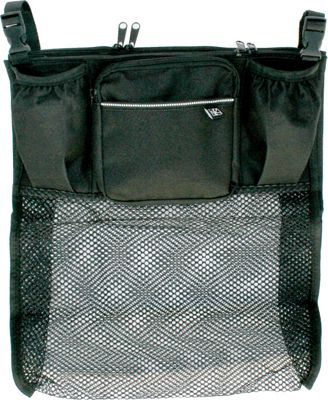 J.L. Childress Cups 'N Cargo Stroller Organizer Black - J.L. Childress Diaper Bags & Accessories