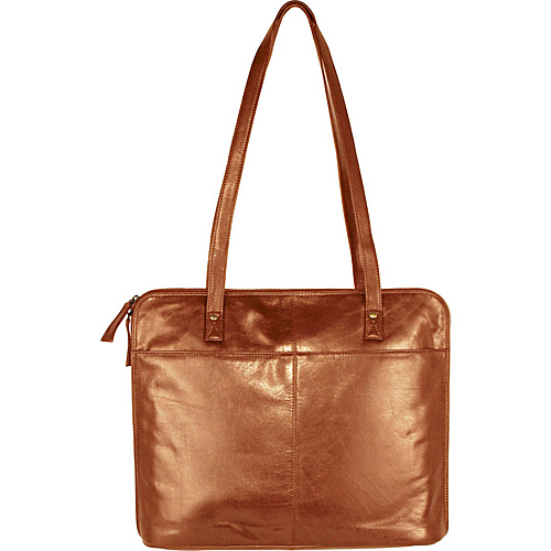 Latico Leathers Rosyln - Metallic Copper