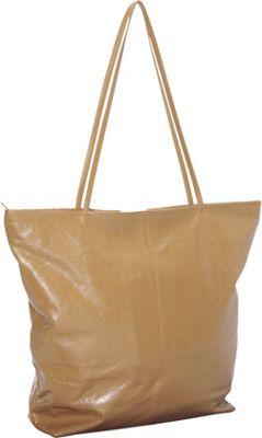 Latico Leathers Nora Tote Almond - Latico Leathers Leather Handbags