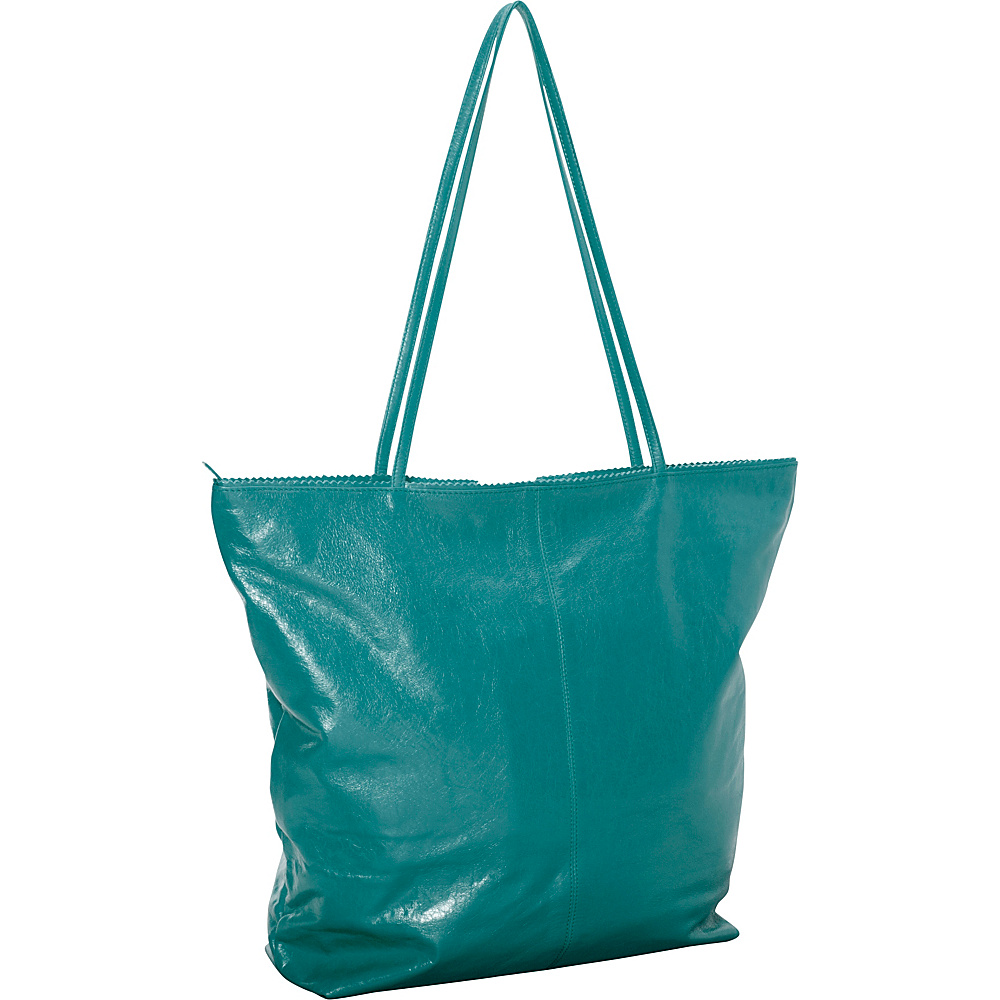 Latico Leathers Nora Tote Caribe Latico Leathers Leather Handbags