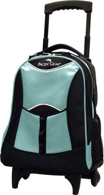 Traveler's Choice Pacific Gear Lightweight Wheeled Backpack ...